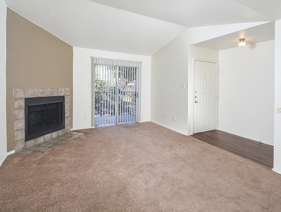 Spacious Living Room | Apartments For Rent In Austin TX | Centennial Place Apartments