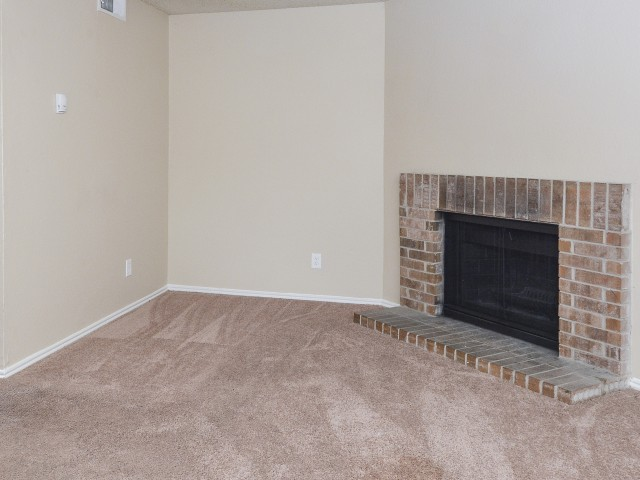 Image of Fireplace for Remington House Apartments