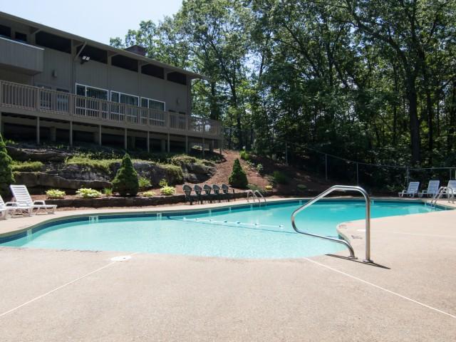 Sparkling Pool | Seasonal | Heritage Gardens Apartment Homes