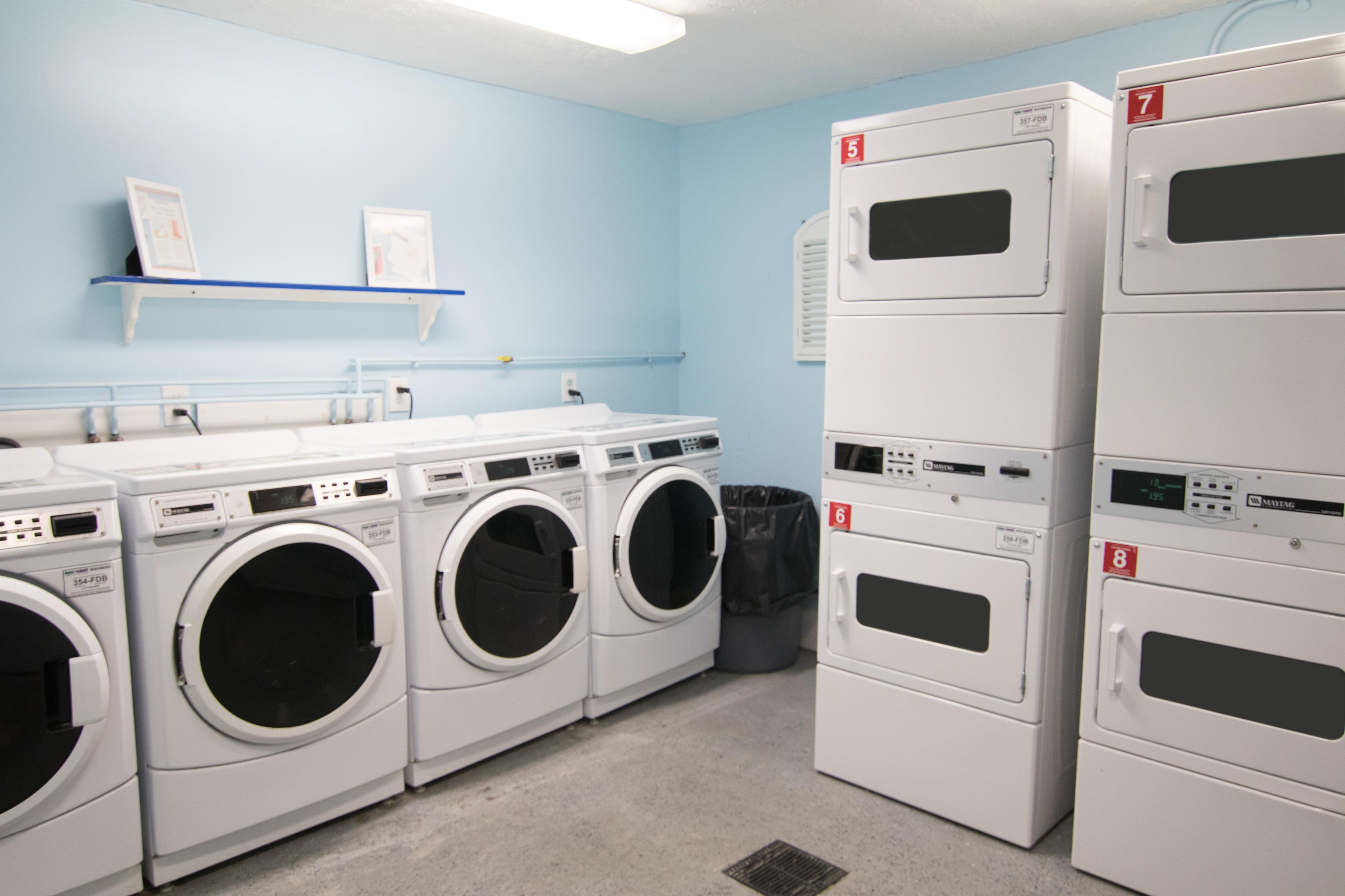 Laundry Center | Leominster Gardens community