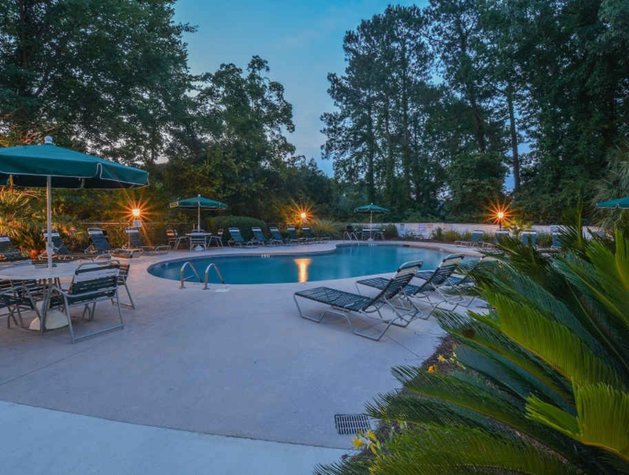 One of Two Pools | Middleton Cove Apartments