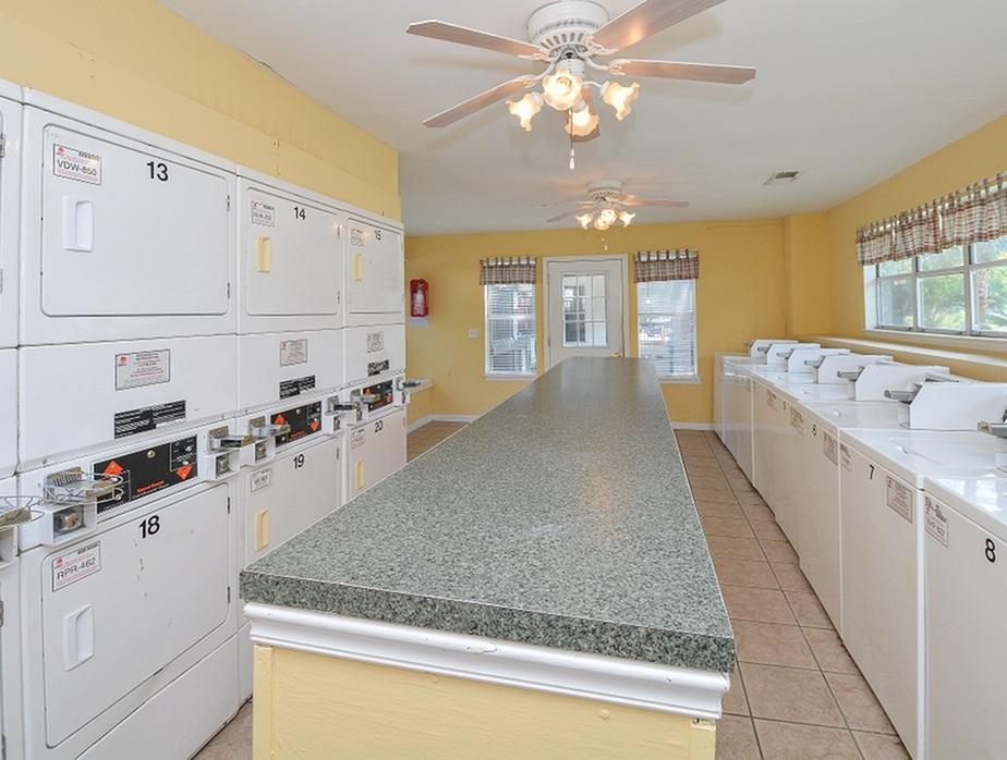 Laundry Center | Middleton Cove | Charleston SC