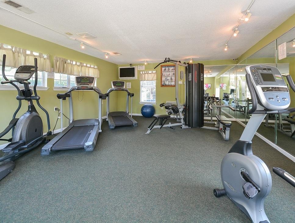 Fitness Center | Cardio Equipment | Weight Machine | Middleton Cove