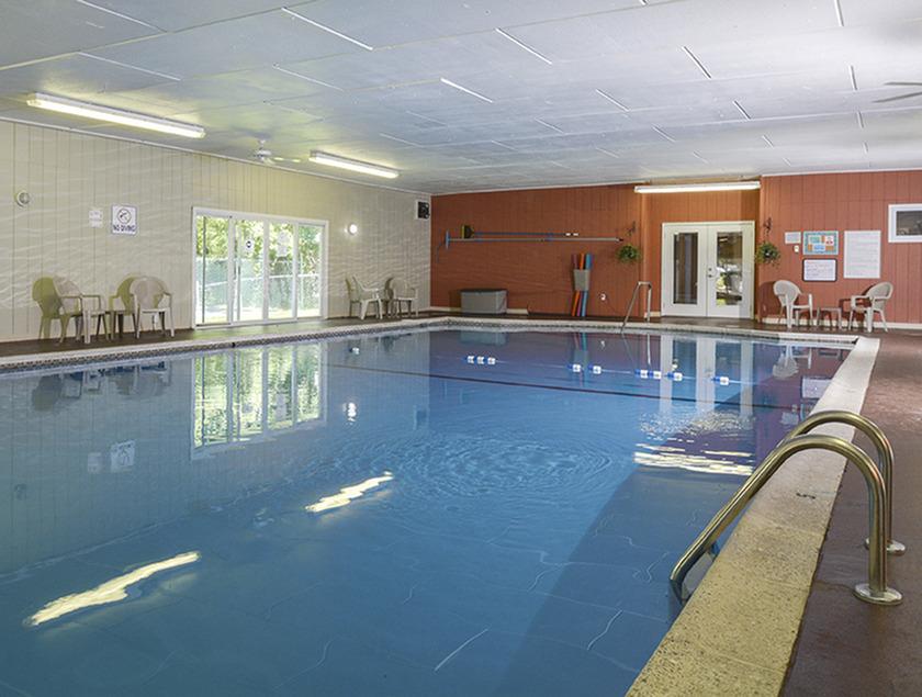 Indoor Pool   Brook Haven Apts