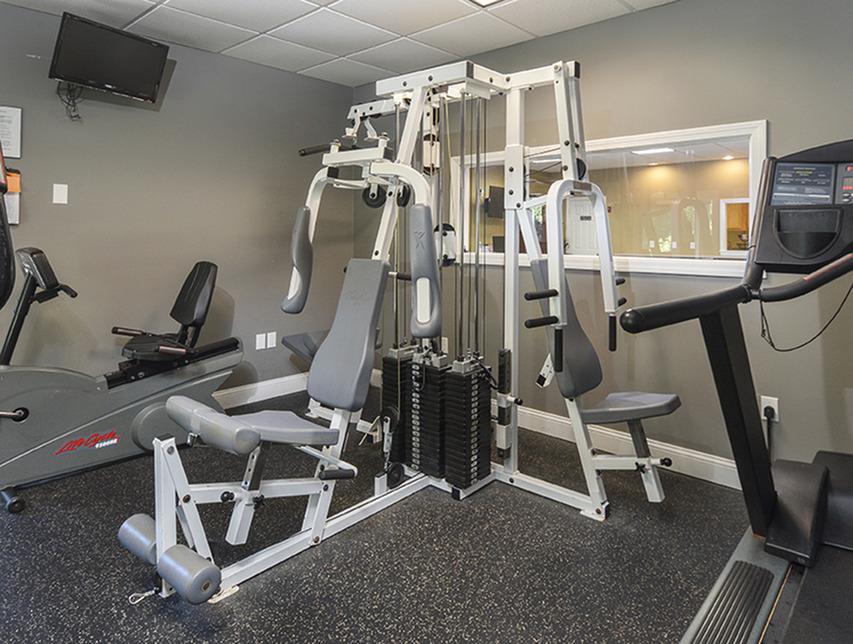 Fitness Center   Attleboro Apts   Brook Haven Estates