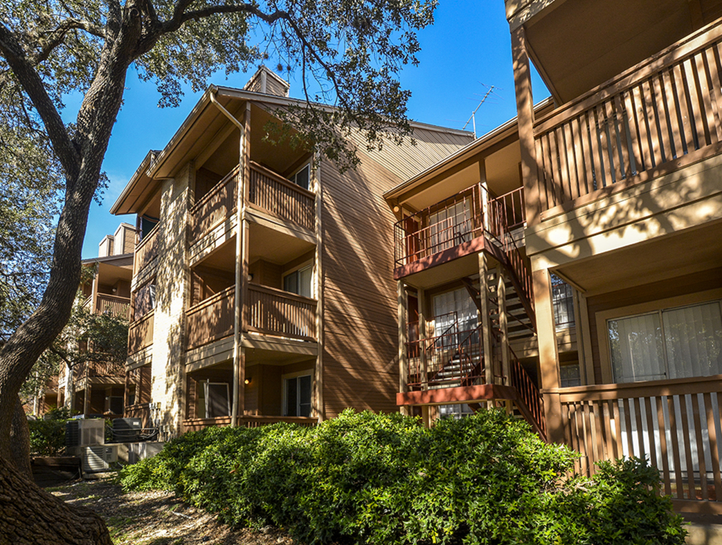 Balconies | Patios | Every Home | Oak Springs Apts