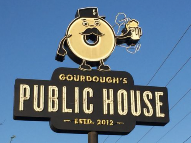 Gourdough's Public House | Local Restaurant