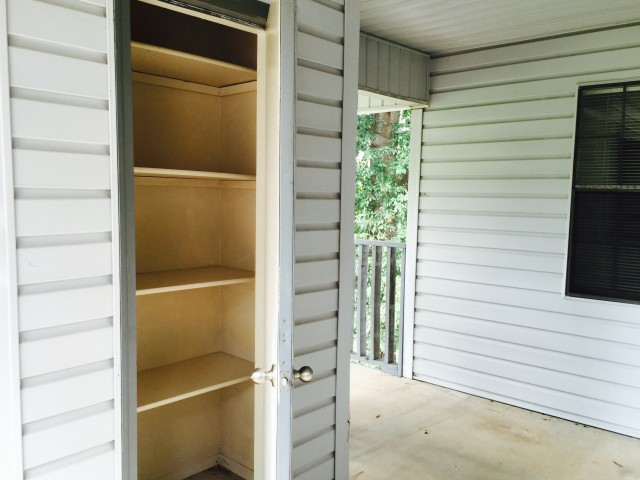Image of Exterior Storage for Spring Lake Point