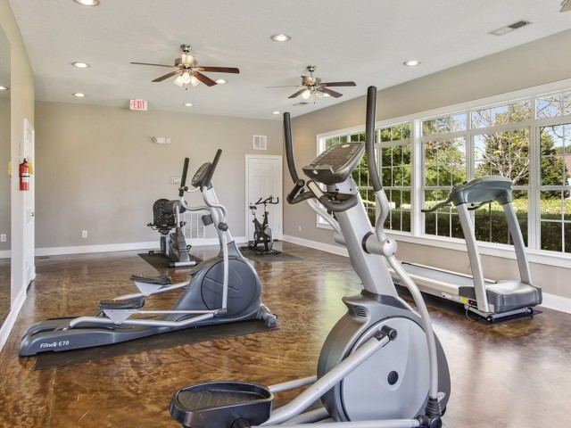 Image of 24 Hour Fitness Center for Cambridge Faire