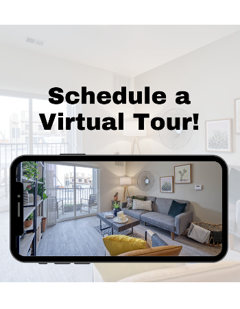 Can't take an in-person tour? We have you covered! Schedule your virtual tour via skype or use our self-guided tours today! CLICK HERE!