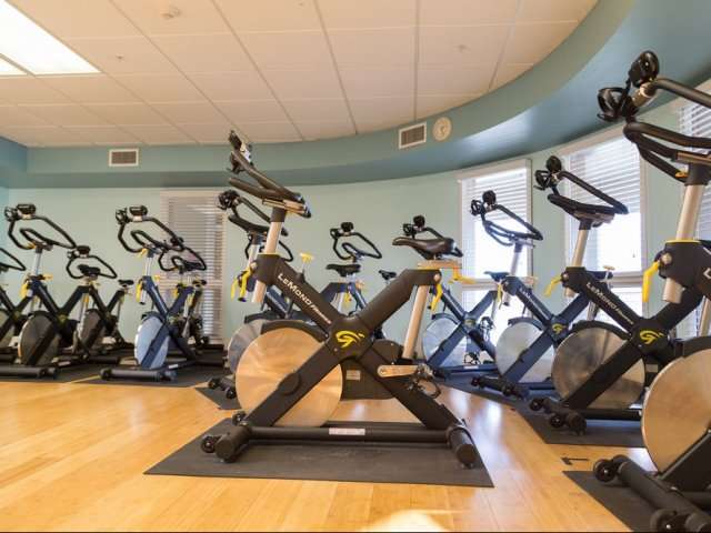 Image of Indoor Cycling for University Village San Marcos