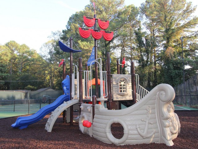 Image of Playground for The Villas of East Cobb