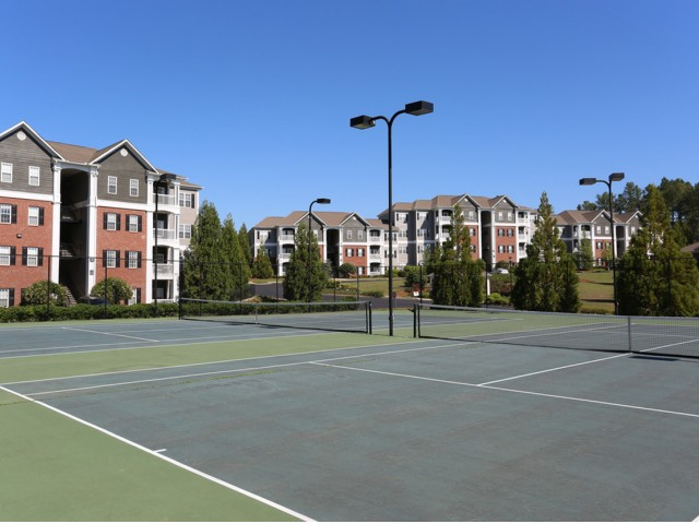 Image of Tennis Court for The Bluffs at Riverview