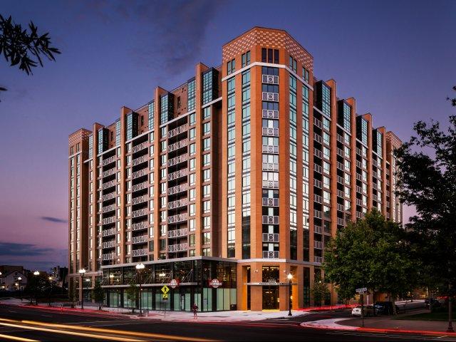 Luxury Apartments In Arlington Va Virginia Square