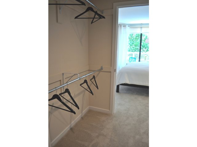 Image of Spacious Closets with Walk In & Linen Options for Virginia Square Towers