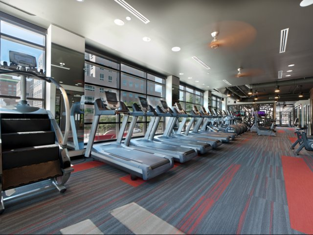 Image of 24-hour Fitness Center for Virginia Square Towers