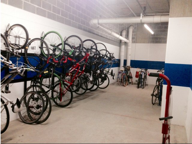 Image of Bike Storage Available for Virginia Square Towers