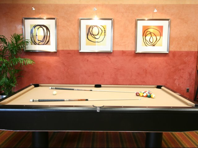 Image of Game Room for Quincy Plaza