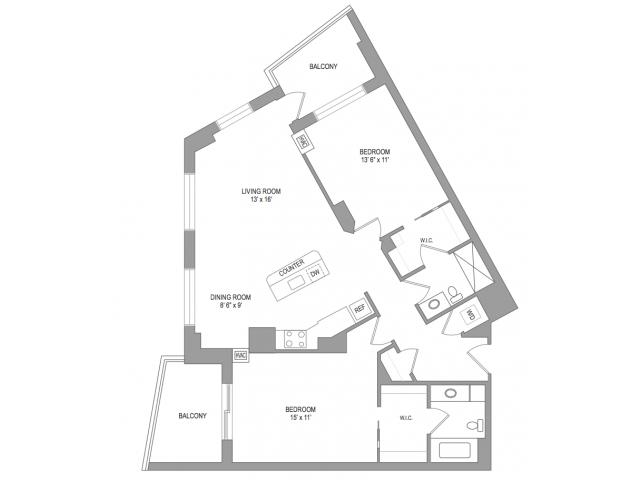 Quincy Plaza Awesome 1 Bedroom Apartments In Alexandria Va Creative Design