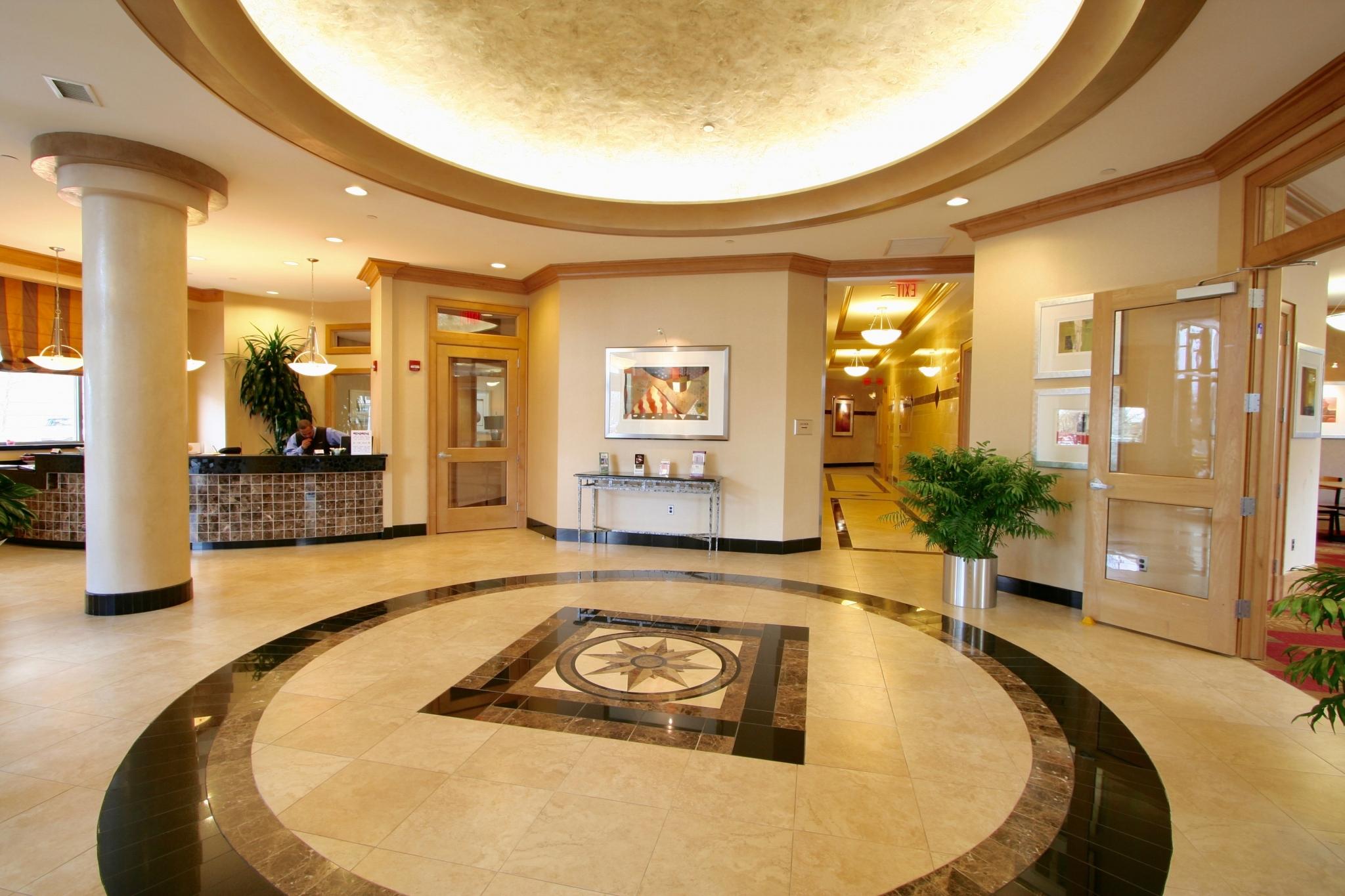 Lobby | Quincy Plaza