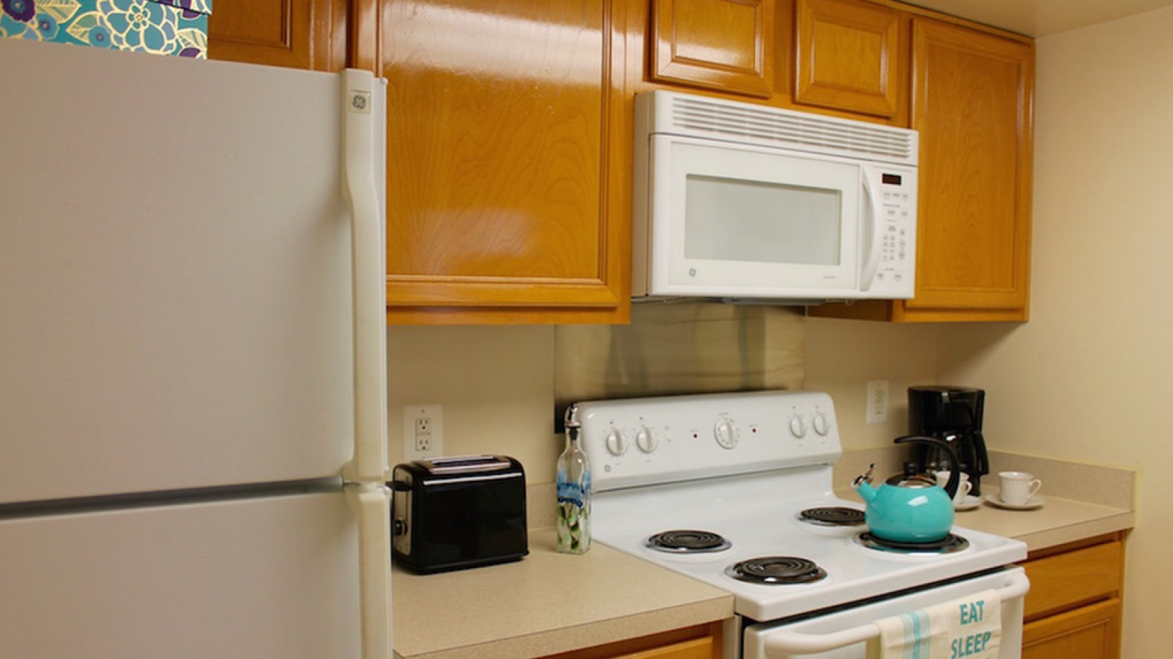 Modern Kitchen | Arlington Apartments for rent | Wildwood Towers