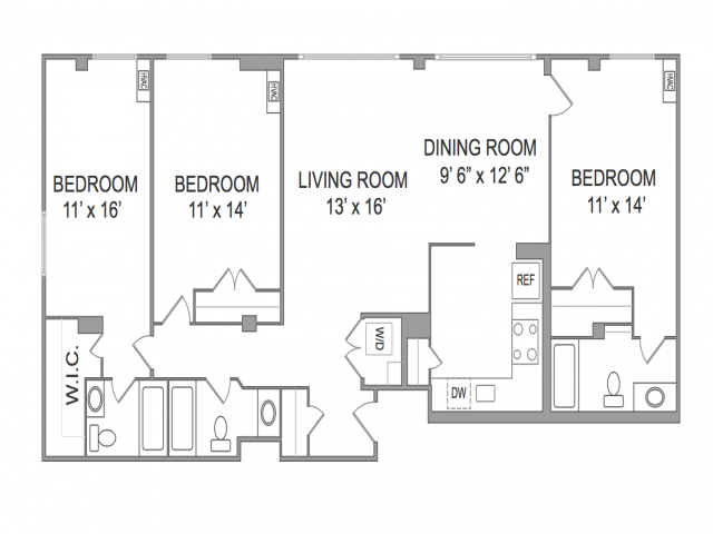 6 Bedroom Floor Plans Good Cottages With 6 Bedroom Floor