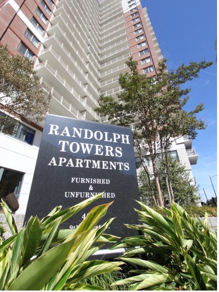 Apartment For Rent In Arlington | Randolph Towers