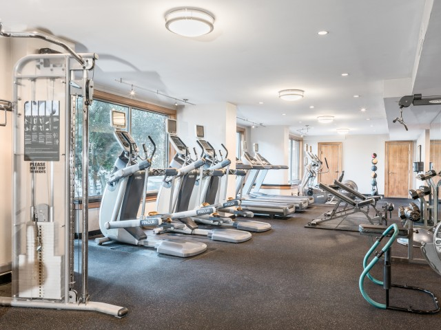 Image of Fitness Center for Dolley Madison Towers