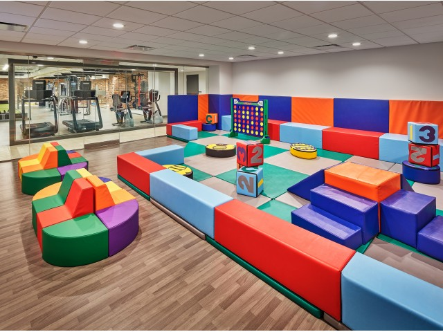 Image of Kids Play Zone for Courtland Towers
