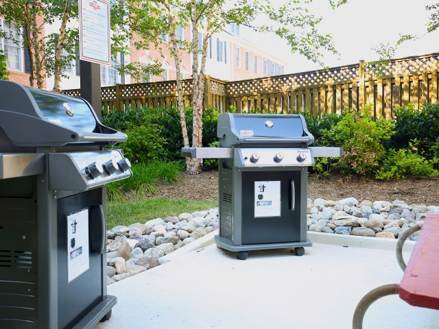 Grill Stations|Thomas Court