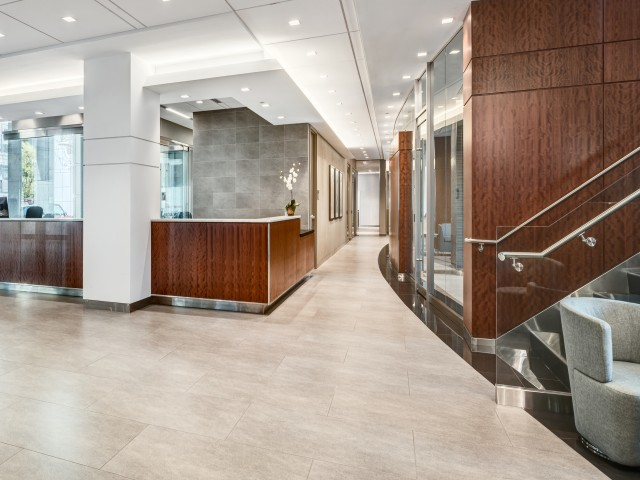 Elegant Lobby Area | Ballston Arlington VA Apartments | Randolph Towers
