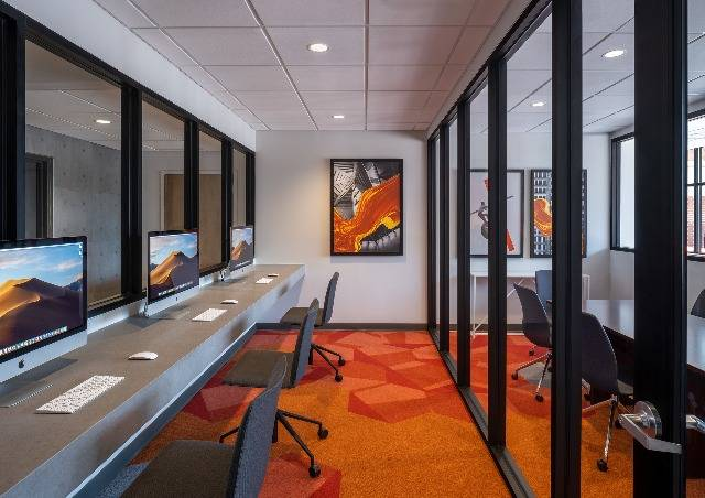 Resident Business Center   Apartments In Arlington   Courtland Towers