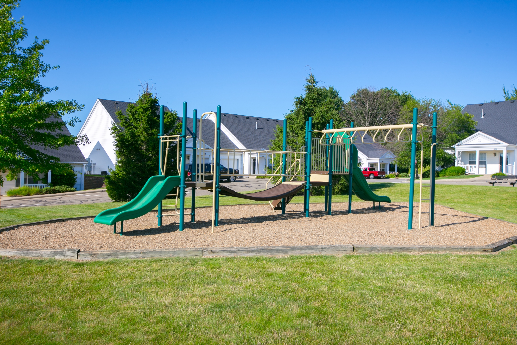 Playground at The Village of Western Reserve Apartments in Streetsboro, OH