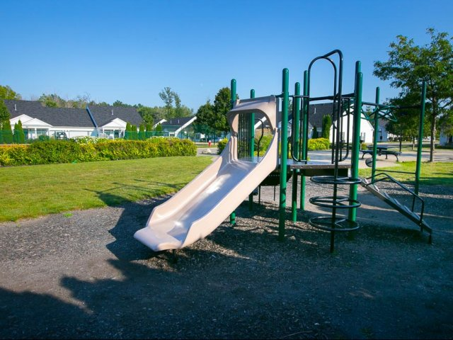 Playground at The Village at Avon Apartments in Avon, OH.