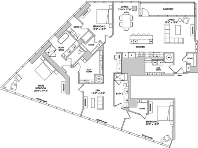 P4401 Floorplan Image