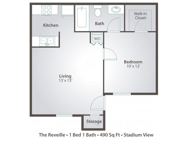 Stadium View Apartments