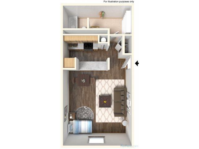 Northwoods Apartments