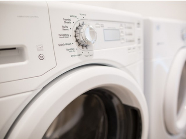 Image of Washer & Dryer for Pinnex