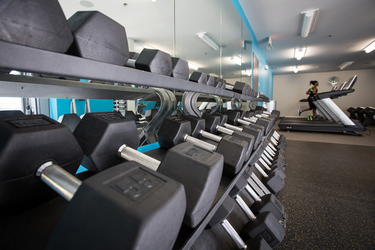 Image of 24-hour Wellness Studio and Complimentary Group Exercise for Artistry