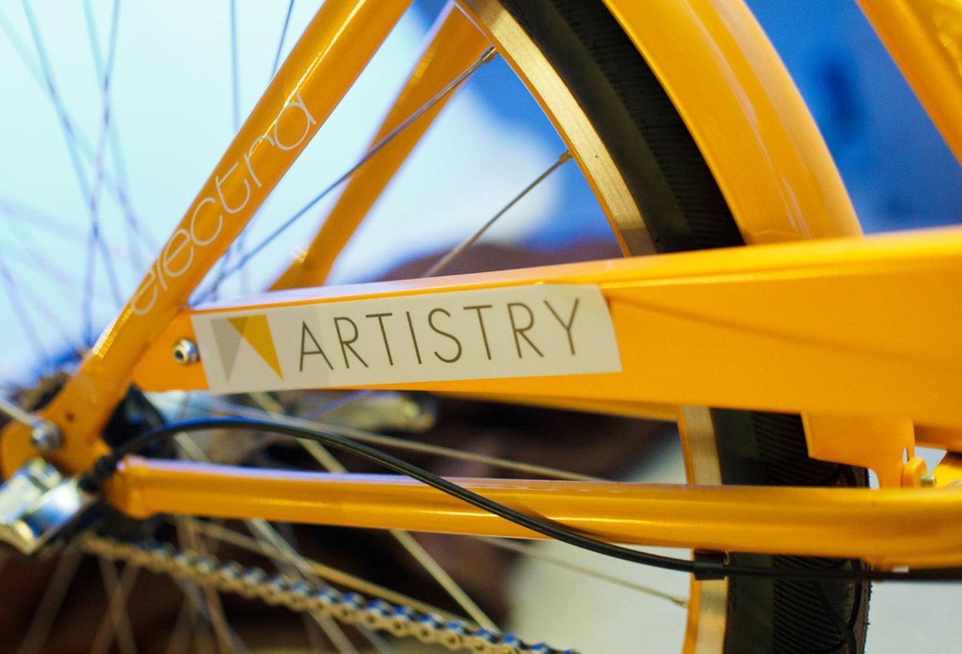 Image of Bike Rental for Artistry