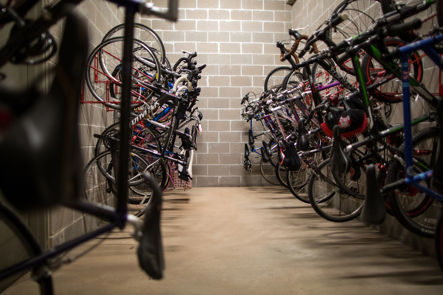 Image of Indoor Bike Storage for LIFT