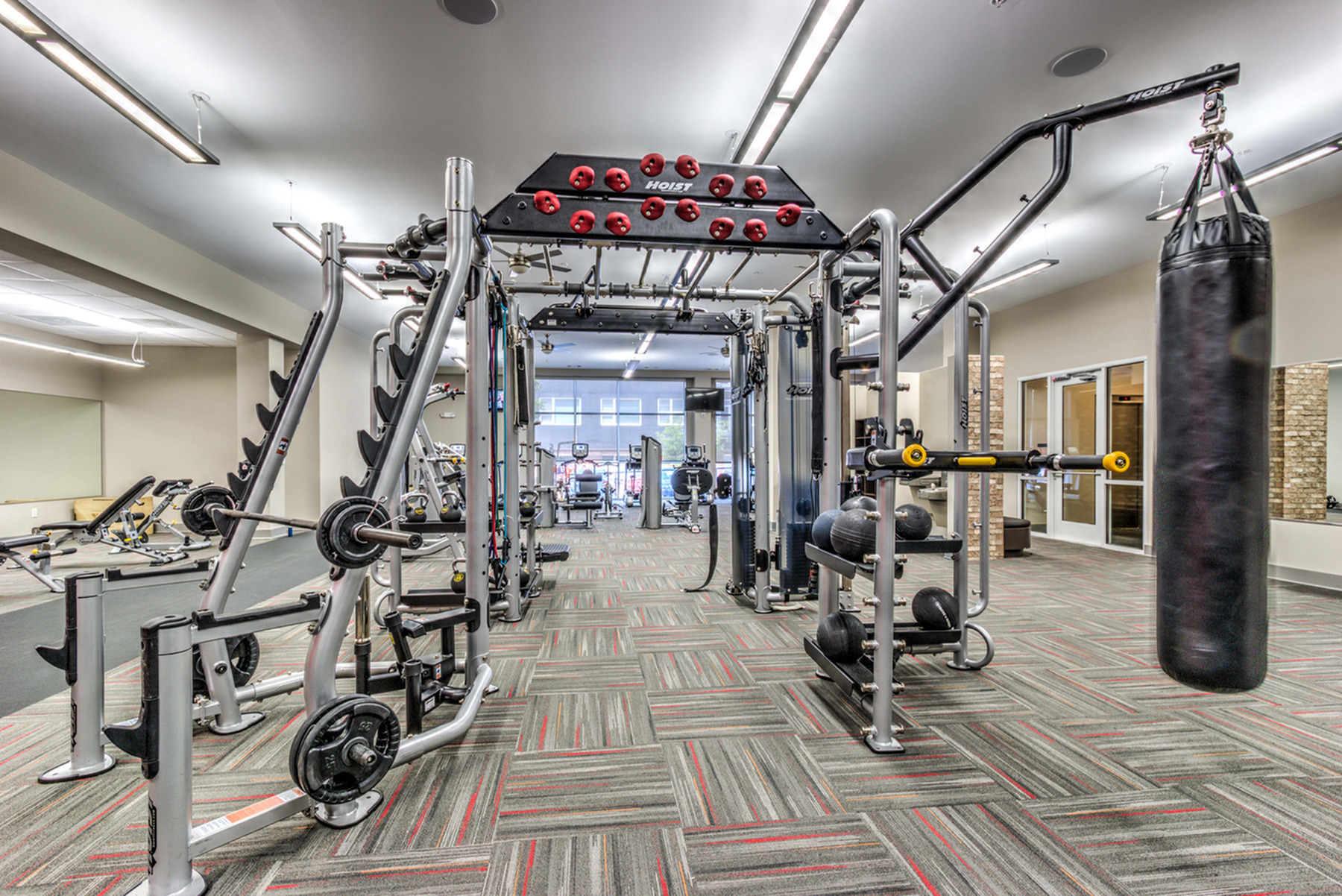Image of 24 Hour Fitness Center for Highland Row