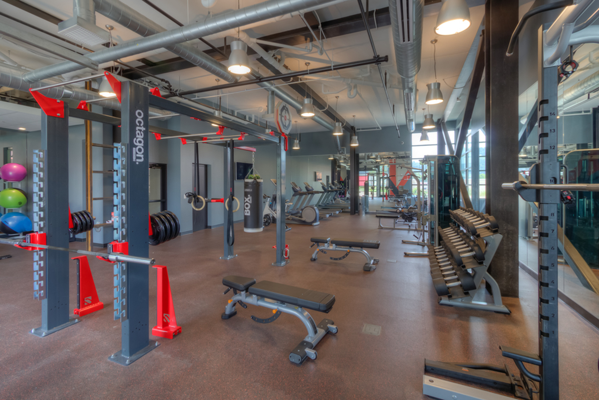 Cutting Edge Fitness Center | Luxury Apartments Pittsburgh Pa | Arsenal 201