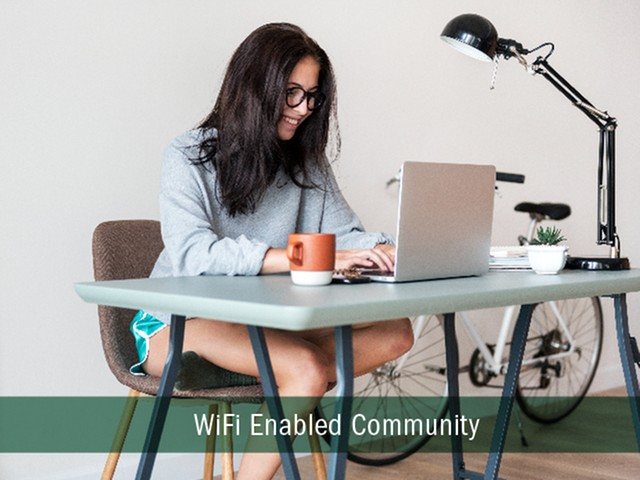 Image of WiFi in Common Areas and Amenities for Marcato