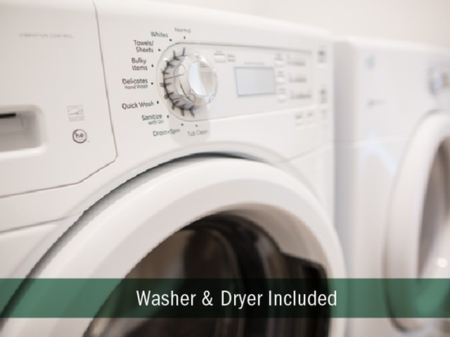 Image of Washer & Dryer for Marcato