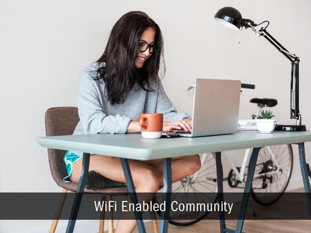 Wifi Enable and Included Apartments, Indianapolis, Broad Ripple