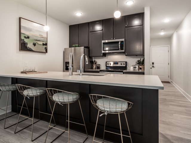 Stainless Steel Appliances, Indianapolis Apartments