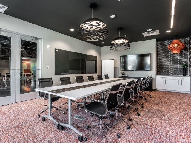 Resident Conference Room