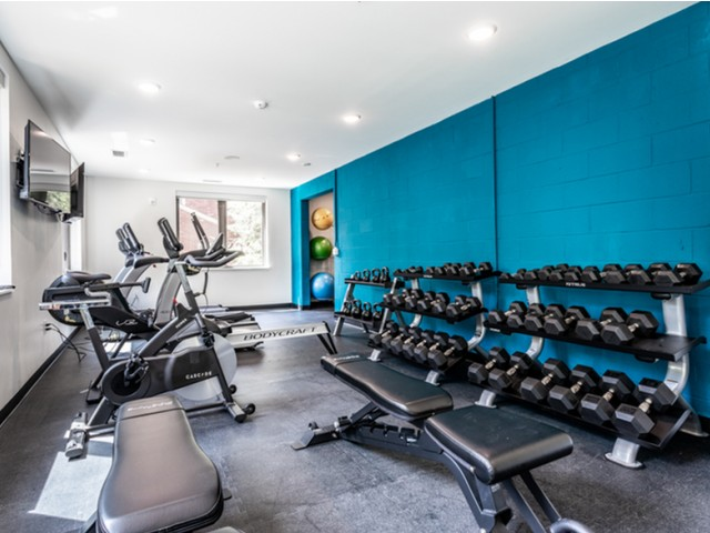 Image of 24-Hour Fitness Room for The MK