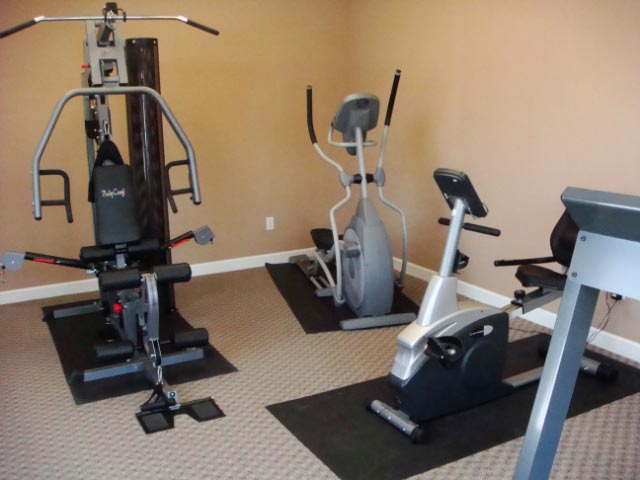 Image of Fitness Gym for Sawgrass Apartments